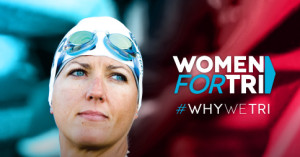 Women for Tri #WHY Campaign